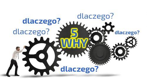 5x dlaczego